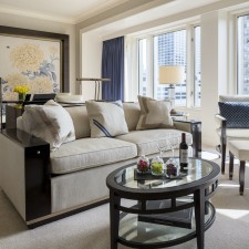 The Peninsula Chicago: conforto e tecnologia