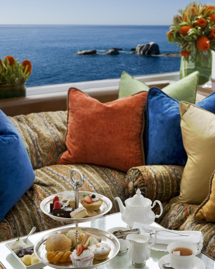 Conservatory - Traditional 'Tea by the Sea'