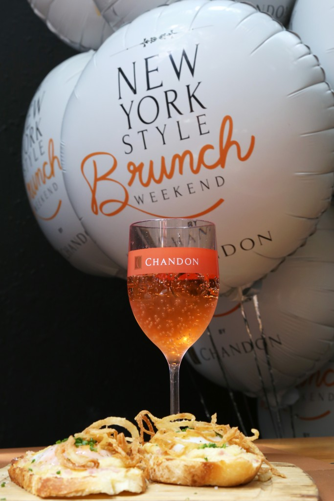 New York Style Brunch Weekend by Chandon