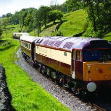 Jornada de natal a bordo do Belmond British Pullman e Belmond Northern Belle
