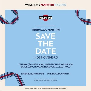 Multicase realiza Terrazza Martini no dia do GP Brasil de F1 bc428a103ee