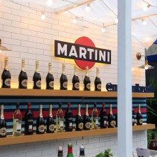 Confira fotos do evento da Martini