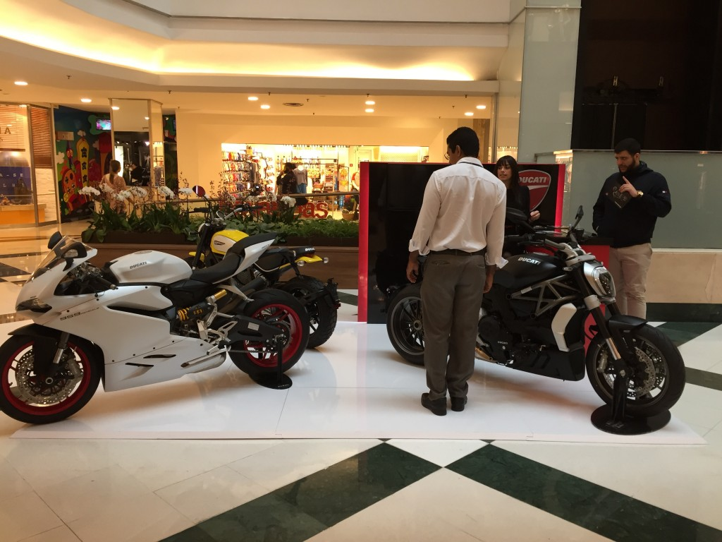 ABRIL - Ducati SHOPPING MORUMBI 02