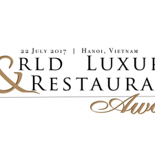 World Luxury Spa and Restaurant Awards Divulga Vencedores para 2017
