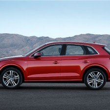 "Audi Q5 vence o prêmio ""Golden Steering Wheel"""