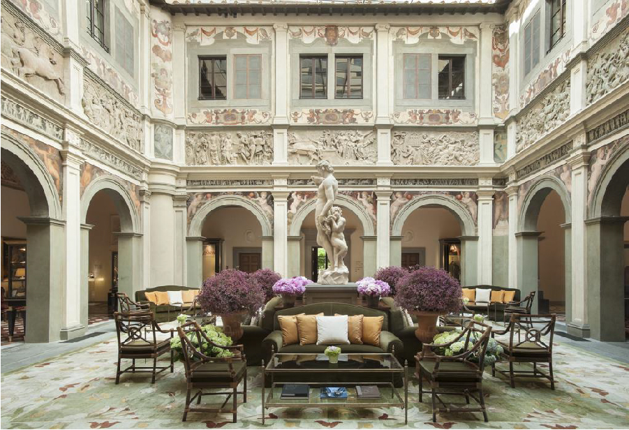 4 seasons Hotel Firenze