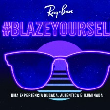 Bar Buraco e Holy Burger assinam cardápio do #BlazeYouself, evento da Ray-Ban