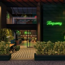 Gin Tanqueray inaugura pop up bar no Itaim