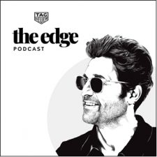 A TAG Heuer apresenta The Edge, seu podcast e revista on-line