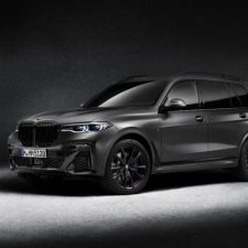 BMW X7 Dark Shadow Edition esgota no Brasil